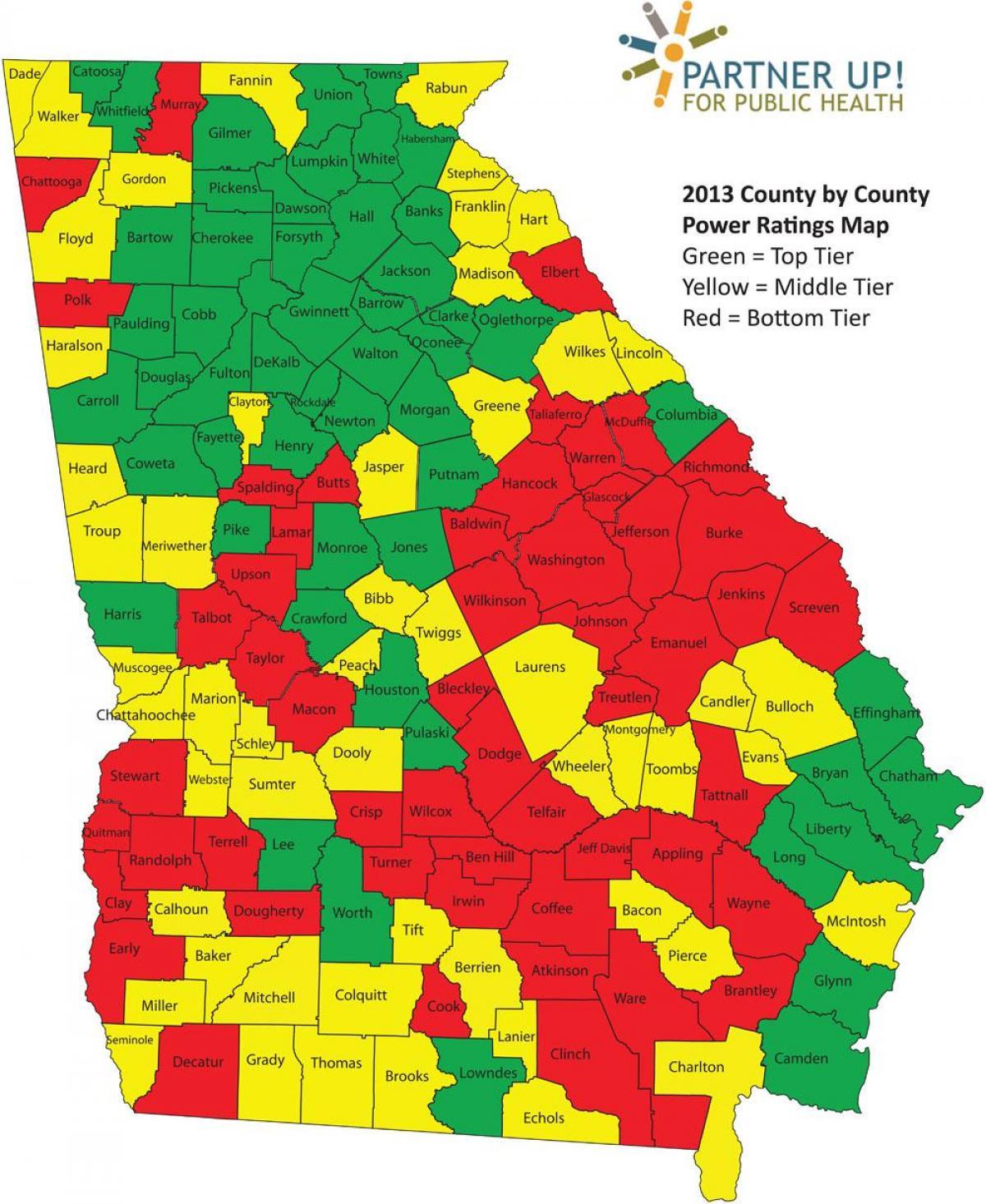 Where Is Atlanta Georgia On The Map Of Usa.Atlanta County Map Atlanta Georgia County Map United States Of